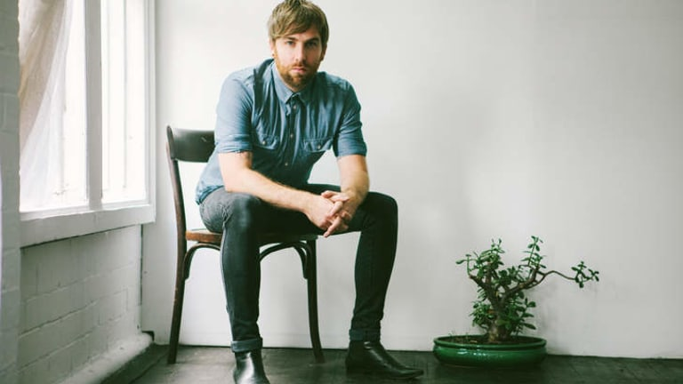 Christopher Bentick slams Josh Pyke for saying that at the age of 36 he has learnt to sing.
