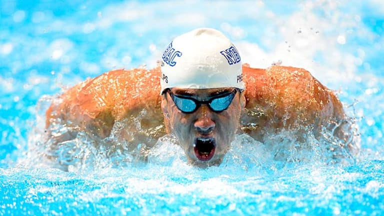 Michael Phelps has qualified for his third individual event for the London Olympics.