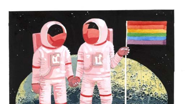 Different electorates have sharply different views on the issue of same-sex marriage. Illustration: Simon Letch