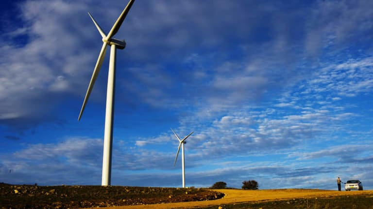 Renewable-energy projects should not soak up government funds, according to one analyst.