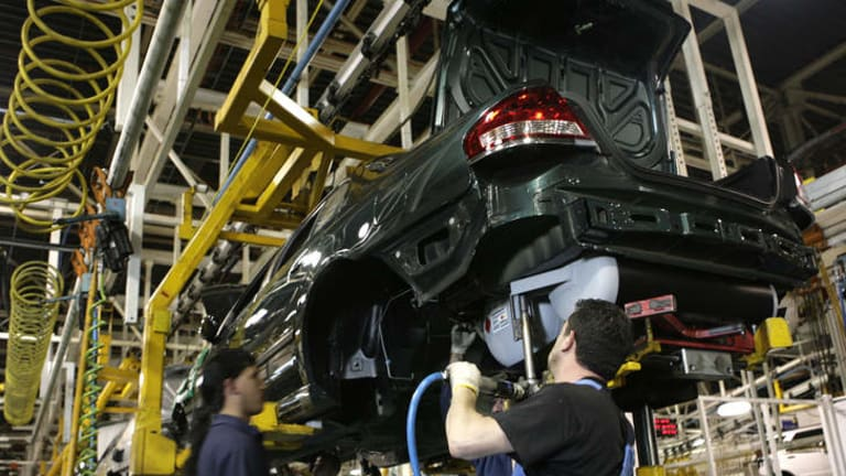 Ford Australia will be close its Victorian manufacturing plants.
