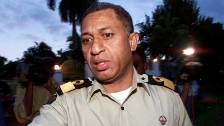 "Beatings to ""stave off civil disorder"": Frank Bainimarama."