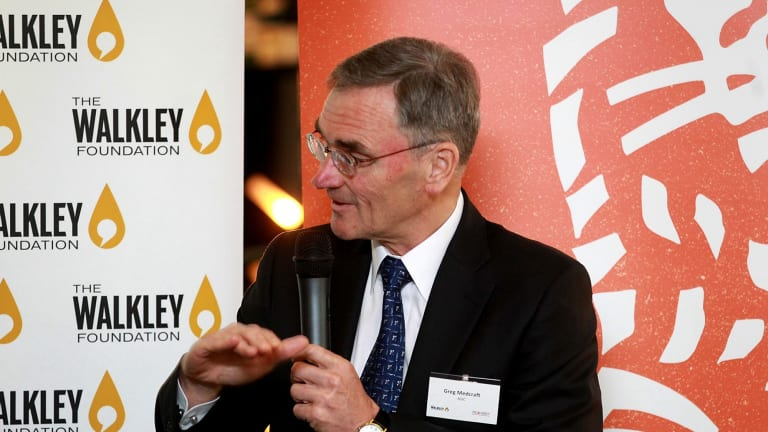 Change: Chairman Greg Medcraft said ASIC's enforcement actions will be more transparent.