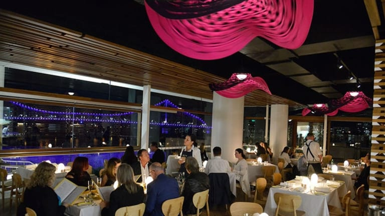 Occupying prime elevated position on a roof garden with stunning Story Bridge views is Brisbane's sibling for the iconic Sydney restaurant with a menu of contemporary creative Italian cuisine...