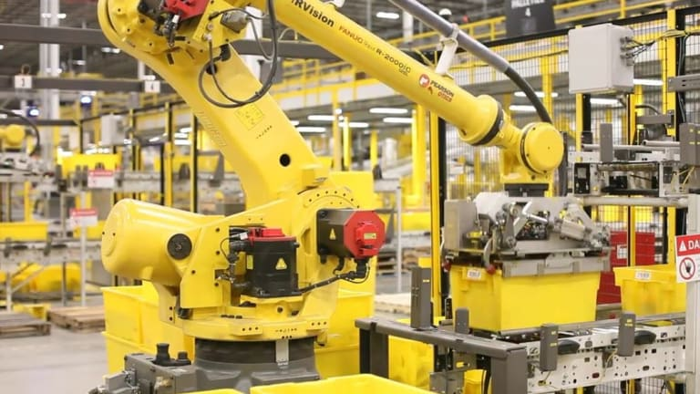 Amazon now has more than 100,000 robots in action around the world, and it has plans to add many more to the mix.