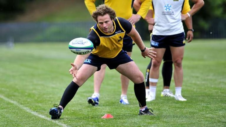 Brumbies player Dan Palmer has signed for French club Grenoble for the 2014 season.