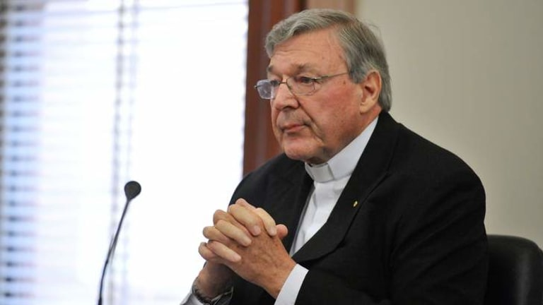 'Cardinal Pell was a fitting culmination for the church, defensive and defiant throughout.'