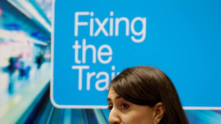 """For too long we've been asking taxpayers and customers to put up with services that aren't as good as they should be"" ... Transport Minister Gladys Berejiklian acknowledged that there is room for improvement."