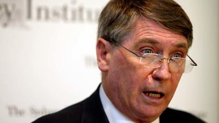 Praised ...  Australian diplomat, Dennis Richardson.