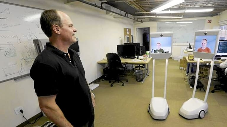 Beam Me Up Scotty Telepresence Robots Are Here