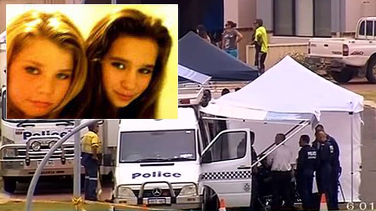 Jane and Jessica Cuzens were found slain alongside their mum in their Port Denison home.