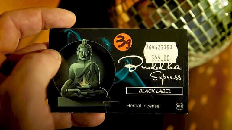 """""""Herbal Incense"""" is being sold and used as an alternative to marijuana."""