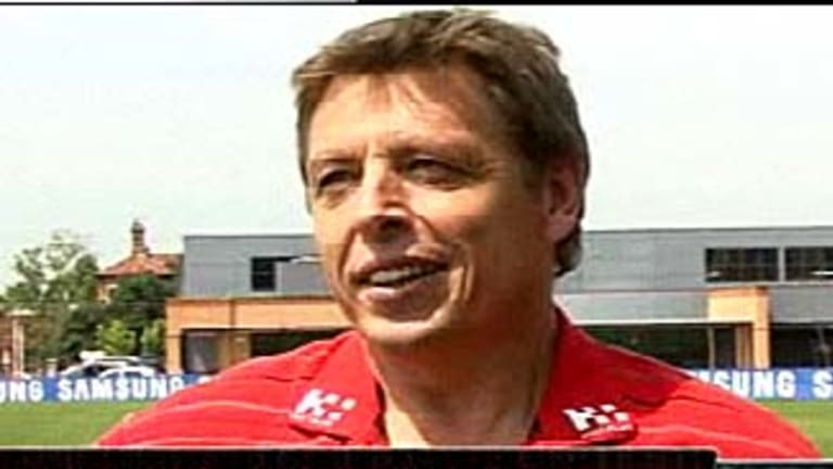 Mark Thompson speaks about his return to Essendon on Bomber TV.