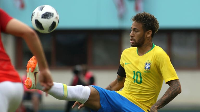 Goldman Sachs Group believe Brazil will win the 2018 FIFA World Cup after running 1 million simulations.