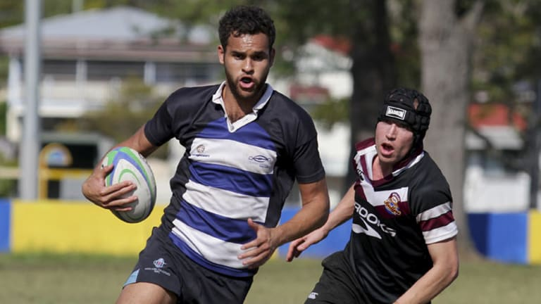 The Australian Gay Rugby Championships were held in Coorparoo this weekend.