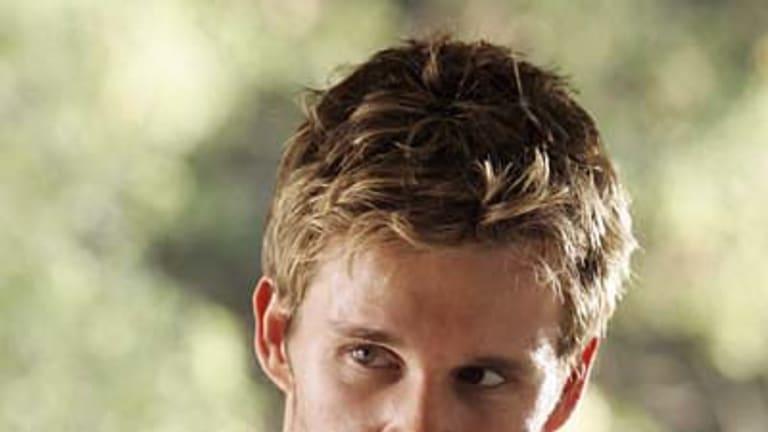 Surprise nominee ... Ryan Kwanten as Jason Stackhouse in True Blood.