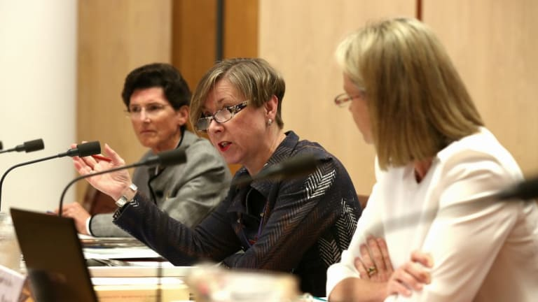 Department of Health Secretary Jane Halton.