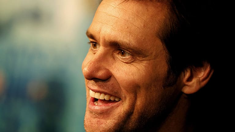 In good company ... High-profile sufferers of adult ADHD include actor Jim Carrey.