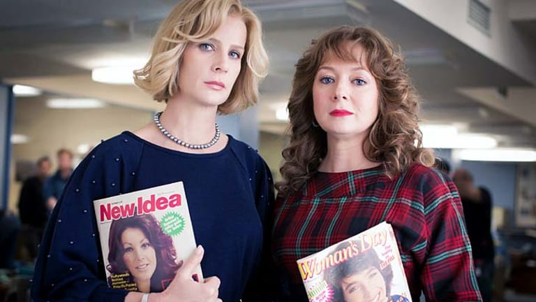 <em>Paper Giants: Magazine Wars</em> earned multiple nominations for the ABC.