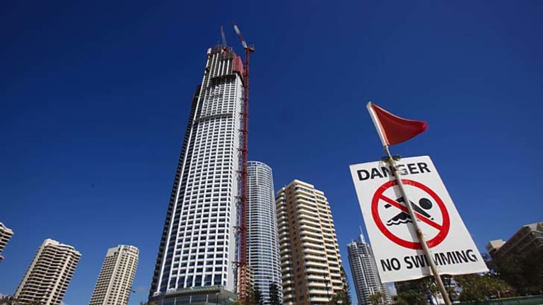 Soul Tower at Surfers Paradise.