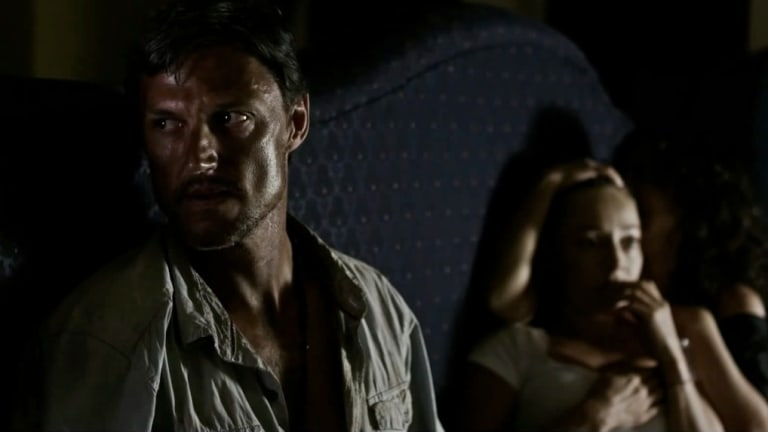 Joseph Taylor as Sean in One Less God.