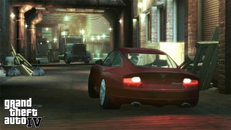 A screengrab from GTA IV.