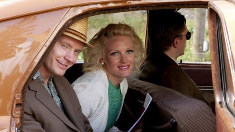 <i>August Fools</i>, a Cold War romantic comedy.