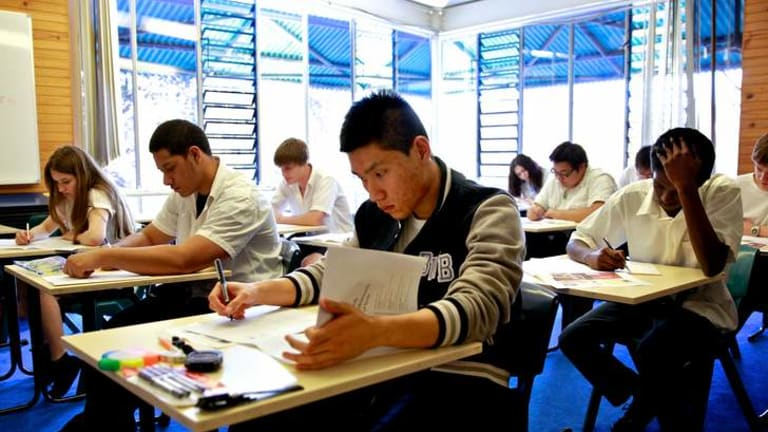 HSC students to be reminded 'there are many things more important than the HSC'.