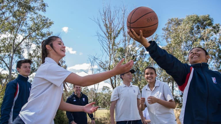 Researchers have found that physical activity is as important as literacy and numeracy at school.