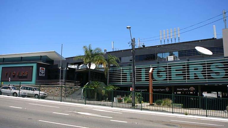 "Redevelopment deemed ""unacceptable"" ... the Balmain Tigers Leagues Club."