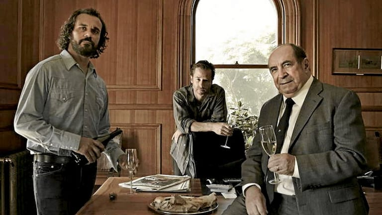 <i>Jack Irish: Bad Debts</i> is funny, thrilling, beautiful to look at and utterly satisfying.