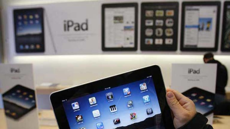 Apple says it will launch the iPad in Australlia on May 28.