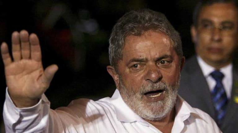Mr Lula da Silva.