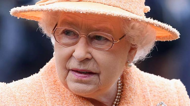 Australian support waning: Queen Elizabeth II.