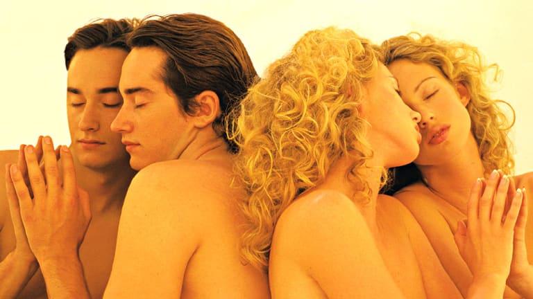 True love? ... increase in narcissistic behaviour alarms experts.