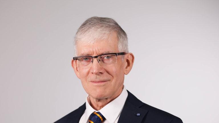 ACT senate candidate for the Sustainable Australia party John Haydon.