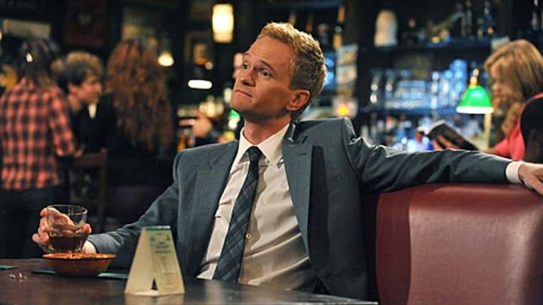 Neil Patrick Harris as Barney in <em>How I Met Your Mother</em>.