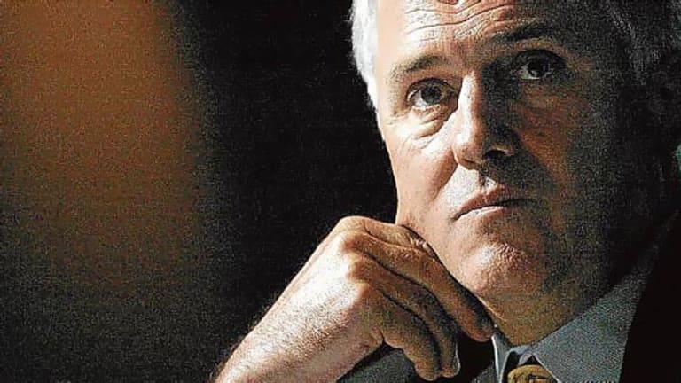 Malcolm Turnbull in 2007.