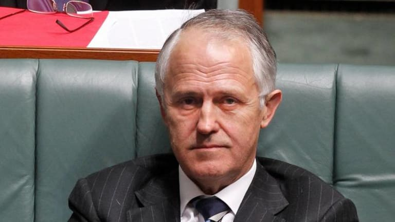 Malcolm Turnbull in box seat as NBN rollout picks up