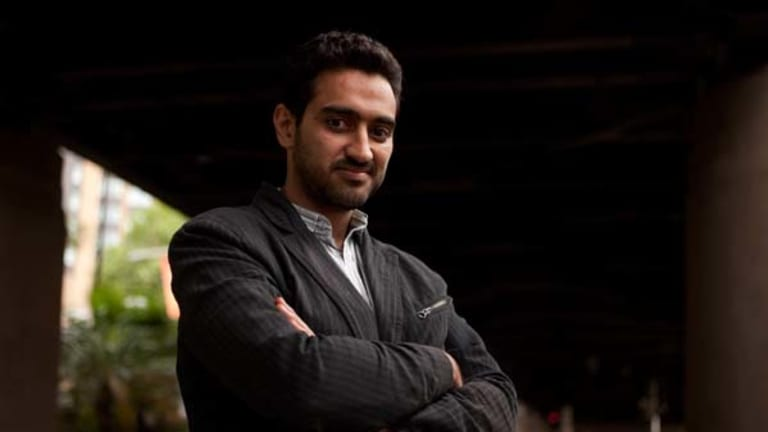 """""""I was kind of aware that this was a bad career move"""" ... Waleed Aly."""