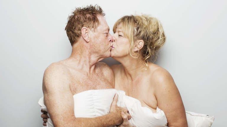 Peter Porteous and his wife Susanna Freymark.
