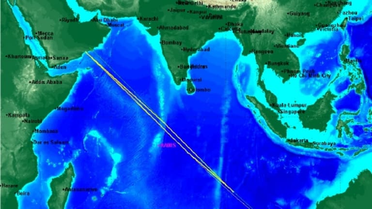 Curtin University researchers have used underwater sound recordings to come up with a possible estimate for where MH370 might have crashed into the Indian Ocean.