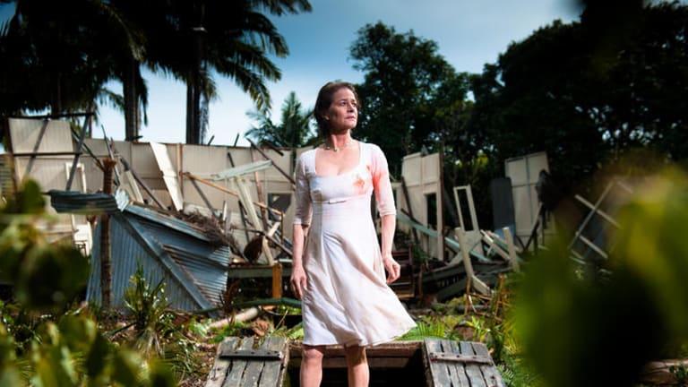 Charlotte Rampling stars as Elizabeth Hunter in <i>The Eye of the Storm</i>.