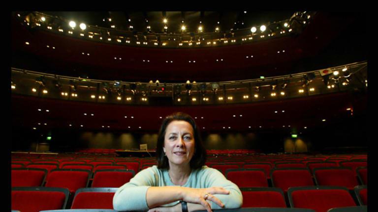 Australian Chrissy Sharp, former general manager of Sadler's Wells Theatre in London.