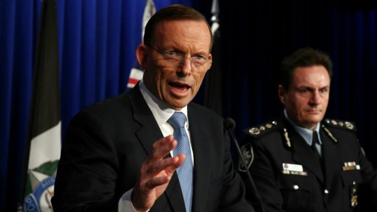 Plan to bring home the MH17 victims: Tony Abbott.
