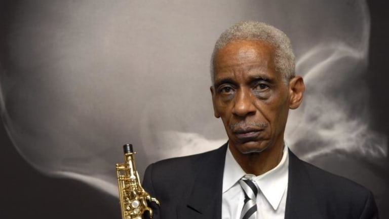 Talking to you: Roscoe Mitchell formed the radical Art Ensemble of Chicago.