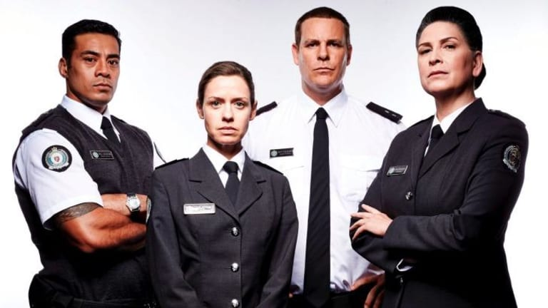The cast of <i>Wentworth</i> has again taken out the most outstanding Australian drama award.