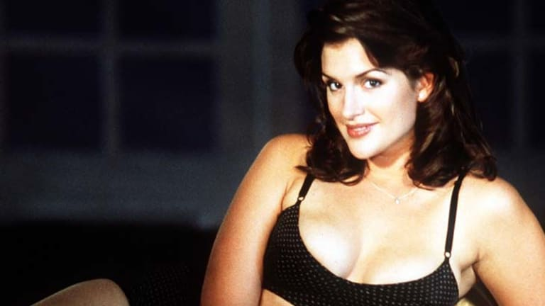 """One of the great beauties'' ... Kate Fischer."