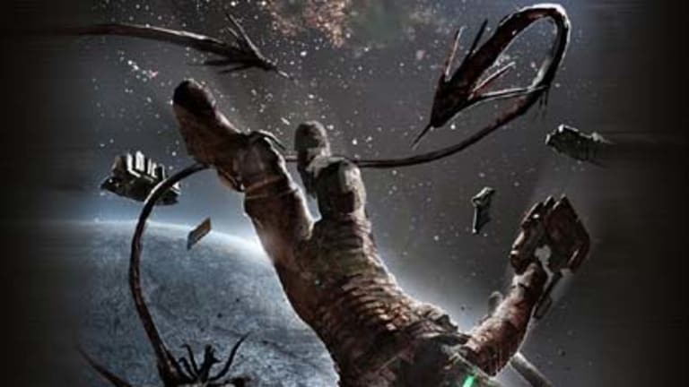 <i>Dead Space 2</i>.