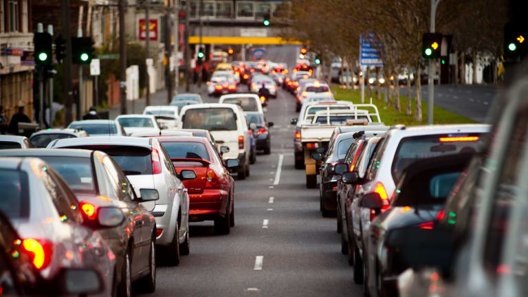 As it is, one-third of car trips happen on congested roads during the morning peak. The bad news is that it's only going to get worse.